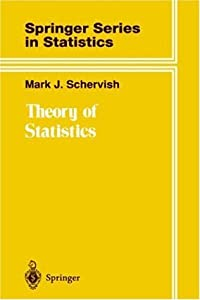 "Cover of ""Theory of Statistics (Springer ..."