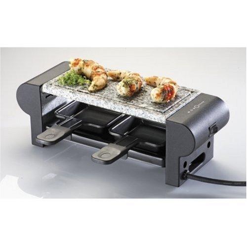 Heiße Platte und Raclette Pierrade Duo 2741