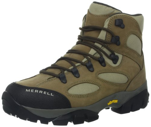 Merrell Men's Sawtooth Hiking Boot,Walnut,10.5 M US
