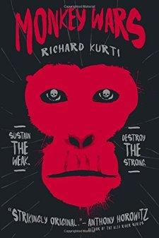 Monkey Wars by Richard Kurti| wearewordnerds.com