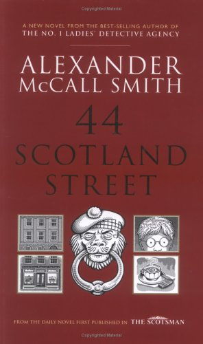 "Cover of ""44 Scotland Street"""