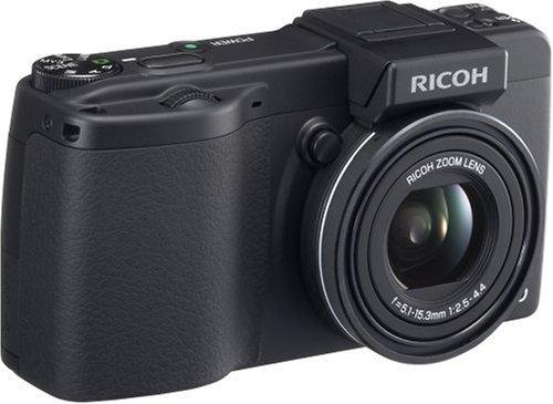 RICOH デジタルカメラ GX200 ボディ GX200