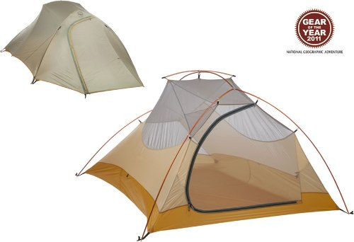 Big Agnes Fly Creek UL 3 Person Ultralight Backpacking Tent