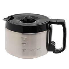 Cuisinart DCC-450BRC 4-Cup Replacement Carafe, Black