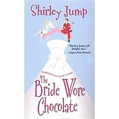 the bride wore chocolate