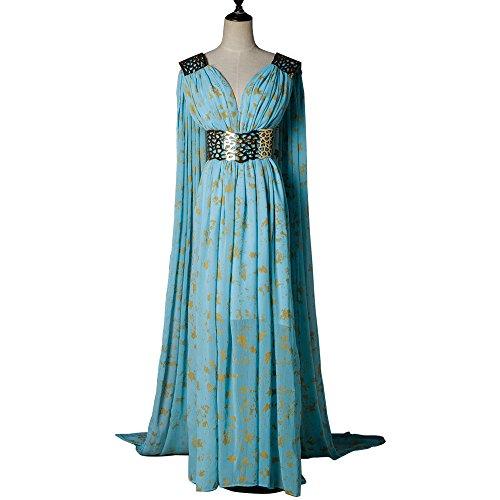 Daenerys Targaryen Dress Costume