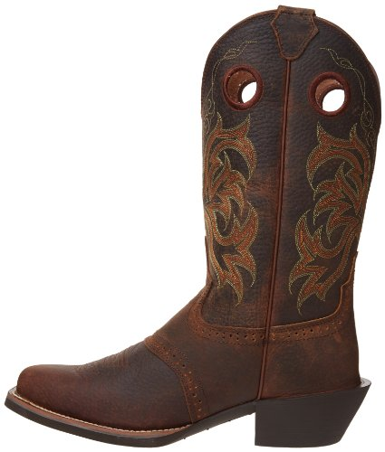 Justin Boots Men S Stampede Collection 12 Quot Punchy Boot