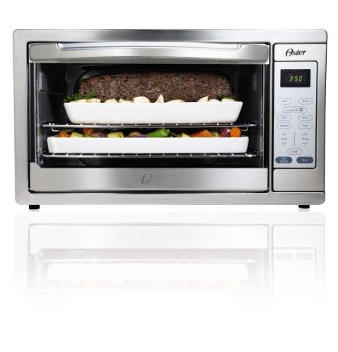 Oster TSSTTVXLDG Extra Large Digital Toaster Oven,