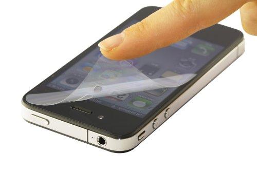 iPhone 4S/4 PRO GUARD (PHASE 2) HD Professional Front and back film (防指紋 AF Anti-Fingerprint / PGAF-IPH4)