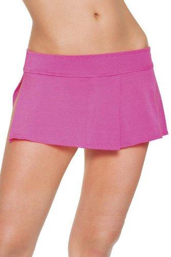 LegAvenue Micro Skirt Extrem Minirock Leg Avenue schwarz, rosa, M/L