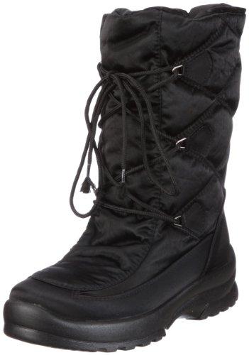 San Bernardo 02-06387-s, Damen Stiefel, Schwarz (schwarz), EU 40