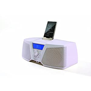 Kicker zKICK Digital Stereo System for Zune (White)
