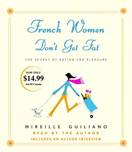 """Cover of """"French Women Don't Get Fat"""""""