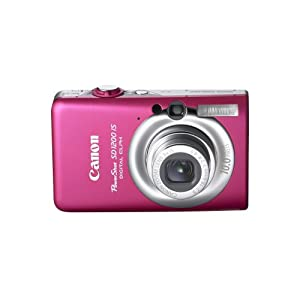Canon PowerShot SD1200IS 10 MP Digital Camera with 3x Optical Image Stabilized Zoom and 2.5-inch LCD