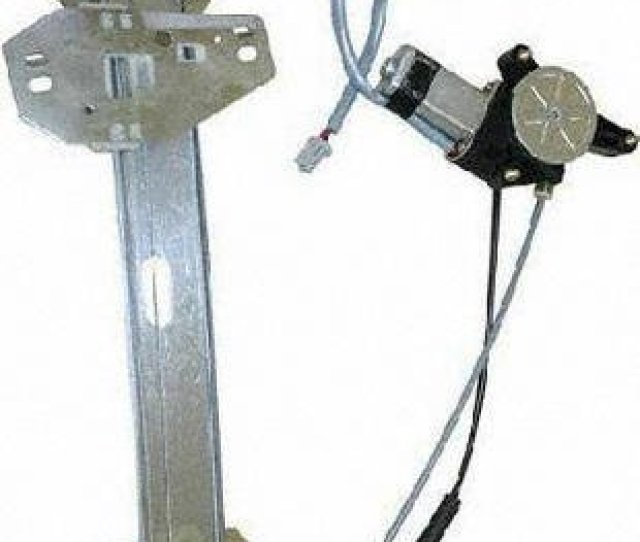 Cheap 94 97 Honda Accord Front Window Regulator Lh Driver Side Power W Motor L H D Coupe   1997 Sv2003