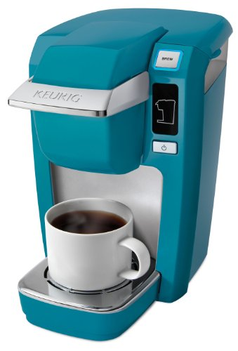 Keurig K10 Mini Plus Brewing System, Aqua