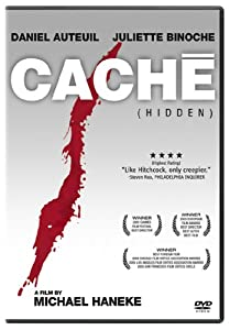 "Cover of ""Cache (Hidden)"""