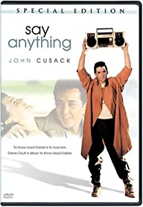 "Cover of ""Say Anything"""