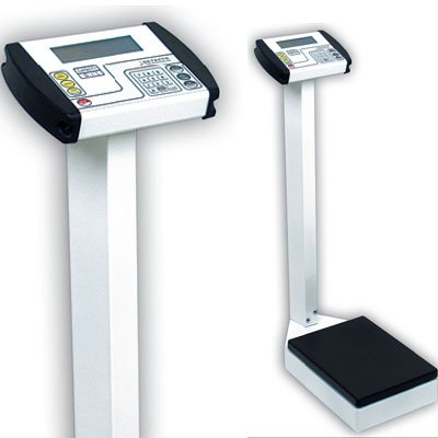 Detecto Digital Waist High Physician Scale