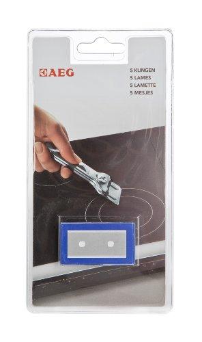 AEG 9029791093 Ersatzklingen für Ceranfeldschaber 5 Stück