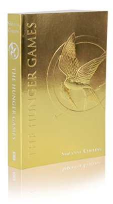 The Hunger Games: Foil Edition by Suzanne Collins| wearewordnerds.com