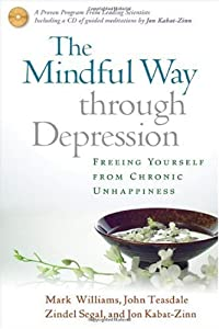 "Cover of ""The Mindful Way through Depress..."