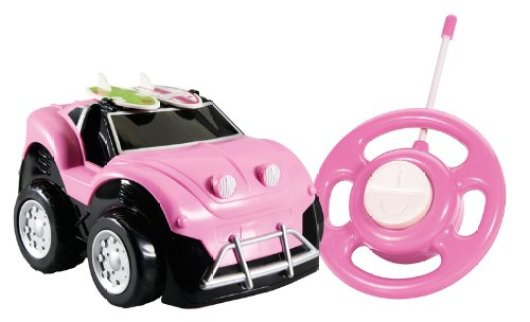 Remote control car for a toddler