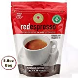 Red Espresso Ground Rooibos Tea, 8.8-Ounce Pouches (Pack of 2)
