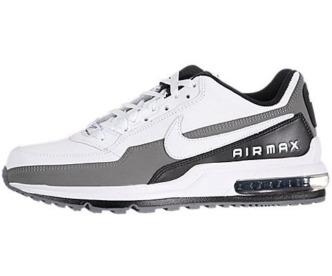 Buy Nike Air Max LTD - White / White-Black-Cool Grey, 9 D US