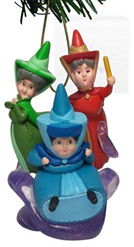 Disney Sleeping Beauty - Her Fairy Godmothers Christmas Ornament