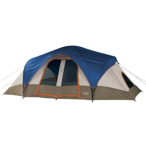 Wenzel Great Basin 18 X 10-Feet Nine-Person Two-Room Family Dome Tent & FREE MINI TOOL BOX (fs)