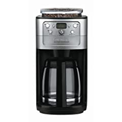 Cuisinart DGB-700BC Grind-and-Brew 12-Cup Automatic Coffeemaker