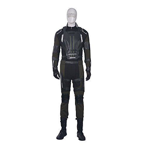 MLYX Men's X-Men Apocalypse Cyclops Cosplay Costume Scott Summers Outfit (X-Large)