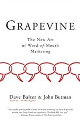 """Cover of """"Grapevine: The New Art of Word-..."""