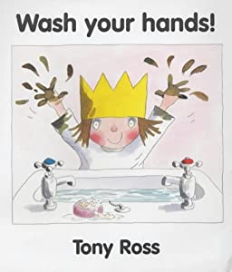 """Cover of """"Wash Your Hands!"""""""