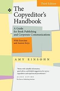 Copyeditor's Handbook: Einsohn