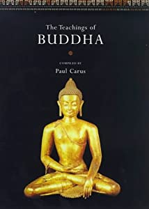 "Cover of ""The Teachings of Buddha"""