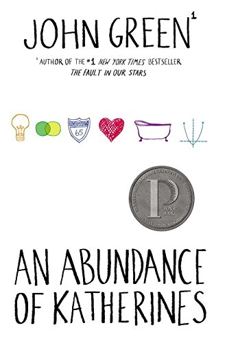 John Green - An Abundance of Katherines epub book