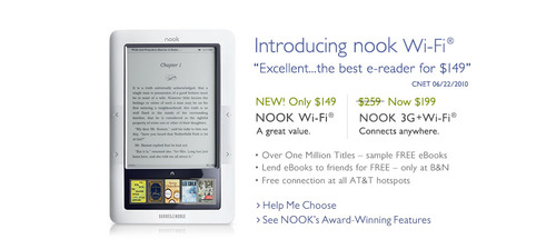 View and share related images Barnes & Noble NOOK ebook reader (WiFi + 3G)