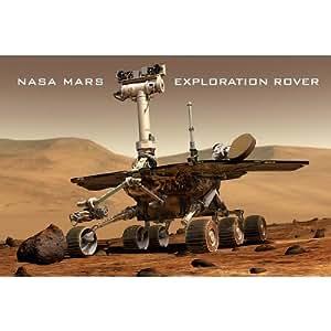 Amazon.com: (24x36) NASA Mars Exploration Rover Sprit ...