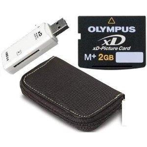 Amazon.com: Olympus M+ 2GB 2G xD PictureCard Flash Memory ...