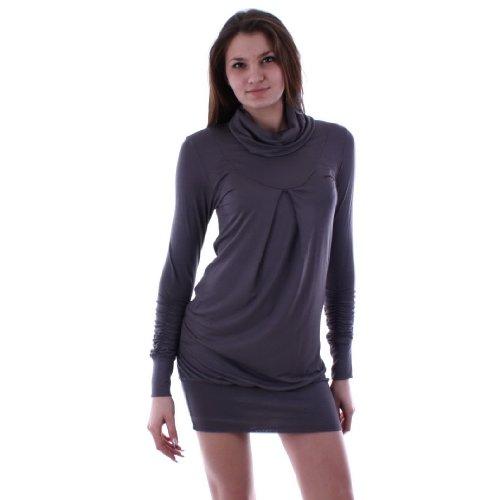 Damen Kleid, Freizeitkleid, Minikleid, KL-121