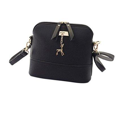 Ammazona-New-Women-Messenger-Bags-Vintage-Small-Shell-Leather-Handbag-Casual-Bag