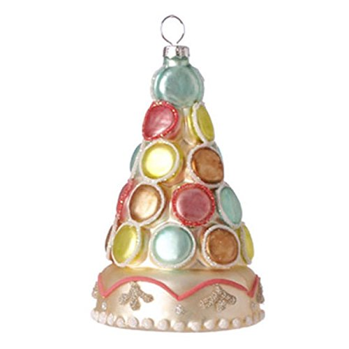 Macaron Tree Christmas Ornament