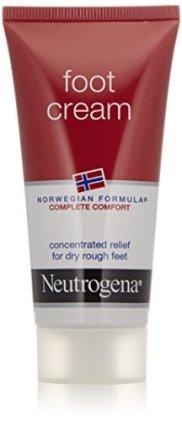 Neutrogena Norwegian Formula Foot Cream for Dry Rough Feet, 2 Ounce (Pack of 4)