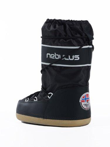 Nebulus Moonboots Neboots, Stiefel, Damen , schwarz, Größe 37