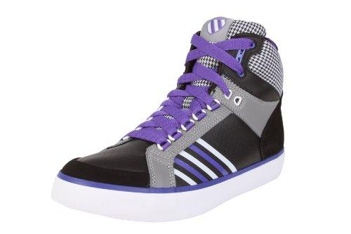K-Swiss VENICE VNZ~BLK/STNGRY/LBRTY~M 91826-076-M, Damen Sneaker, schwarz, (BLK/STNGRY/LBRTY ), EU 39 (UK 5 1/2)