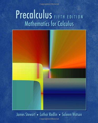 Ebook Online Precalculus Mathematics For Calculus