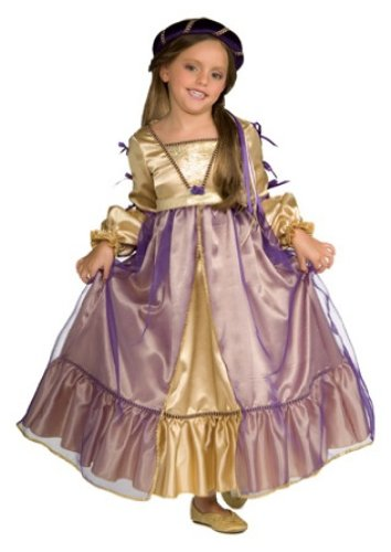 Little Princess Juliet Costume