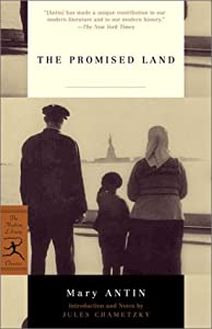 """Cover of """"The Promised Land (Modern Libra..."""
